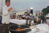 Los 'Arroces Marineros' de Pablo Martínez pusieron el punto final a los Showcooking 'Paraíso Gastronómico San Pedro del Pinatar'