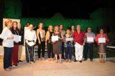 Un emotivo acto rinde homenaje a los salineros pinatarenses a lo largo de las décadas