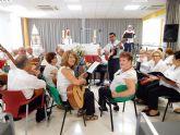 Otro año más de música y bailes regionales en el Hogar de las Personas Mayores de Las Torres de Cotillas