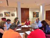 La Concejalia de Descentralizacion adjudica 188.500 euros para las Asociaciones de Vecinos del municipio