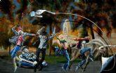 Petrus Borgia presenta El Quijote acartonado en el Luzzy