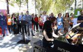 Murcia será la capital nacional de las letras en octubre con la Feria del Libro