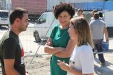 Ayuntamiento de Puerto Lumbreras y Comunidad Autónoma mejoran la evacuación de aguas residuales en el Polígono Industrial y alrededores