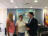 El Ayuntamiento renueva su colaboración con la Asociación de Amigos del Pueblo Saharaui Mar Menor