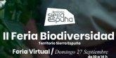 La II Feria de Biodiversidad en el Territorio Sierra Espuña tendrá lugar este domingo de forma virtual