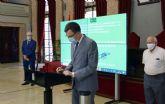 Ayuntamiento y Junta de Hacendados suscriben un convenio que garantiza la conservación de las acequias de la Huerta