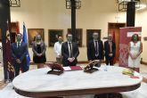 Gaspar Ros toma posesión como decano de la Facultad de Veterinaria de la Universidad de Murcia