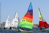 Los favoritos cumplen en la primera jornada del nacional de Catamaranes en La Manga