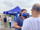 Reverte: 'Sánchez cortará la línea de Cercanías Águilas-Murcia el próximo jueves'