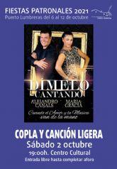 Ria Pita celebrará su XXI Festival Flamenco el sábado 2 de octubre dentro de las Fiestas Patronales de Puerto Lumbreras