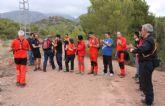 El I Seminario de Perros de B�squeda y Rescate se celebr� el pasado fin de semana en Sierra Espuña