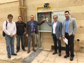 Redexis Gas inicia el suministro de gas natural a la piscina climatizada de San Javier