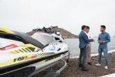 El campeonato de España de motos de agua reunirá en la playa de la Isla a más de 70 participantes