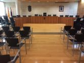Las nuevas disposiciones del Reglamento Orgánico de Funcionamiento regirán a partir de la próxima sesión plenaria en el Ayuntamiento de Totana