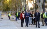 El paseo Alfonso X se abre este sábado con una gran fiesta de la cultura murciana