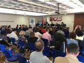 Cargos públicos y técnicos municipales del Ayuntamiento de Totana participan en una Jornada sobre Economía Circular a nivel local