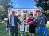 Presentado el Santander Golf Tour Álava en el Club de Golf Larrabea