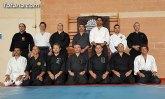 Aledo acogió el I seminario de Sui O Ryu de Murcia, que contó con la participación del Club Aikido Totana