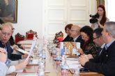 Padín: 'sólo desde el acuerdo lograremos marcar la diferencia y fortalecer la posición de Cartagena en la Comunidad'