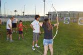 El curso de tiro con arco del club 'Orión' entregará los diplomas a sus participantes