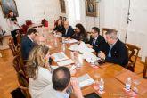 La mesa de trabajo que estudiara la restitucion de la Provincia de Cartagena da sus primeros pasos