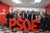 Mario Cervera, reelegido Secretario General del PSOE de Los Alcázares