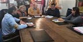 Ayuntamiento y FMDIF profundizan en la integración laboral de las personas con discapacidad física y/u orgánica de Cieza