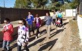 El Club Atletismo Totana celebra su II Marcha contra la violencia de género