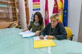 La ADLE renueva el convenio con la Federación de Asociaciones Murcianas de Personas con Discapacidad Física