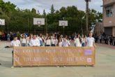 Los jóvenes gritan en el 25N ´No a la violencia de género´