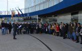Las Torres de Cotillas cierra los actos de conmemoración del 25N con la lectura de un manifiesto