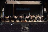 La asociación Amigos de la Música homenajea a su patrona con un gran concierto