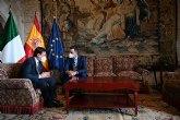 Sánchez apuesta por una relación estratégica entre España e Italia que fortalezca las sinergias entre ambos países