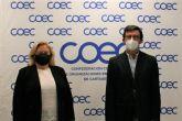 COEC acoge una nueva asociación de 'mentoring' en apoyo a las empresas de la Comarca del Campo de Cartagena