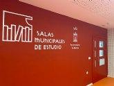 Las salas de estudio de Murcia estarán abiertas durante la Navidad en su horario habitual