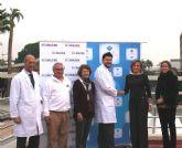 ElPozo Alimentaci�n y sus trabajadores donan 3.000 euros a RedMadre Murcia