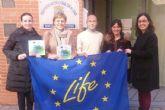 La estación depuradora de Totana acogerá un proyecto comunitario demostrativo