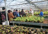 Nuevas actividades de los usuarios del Centro de Día para fomentar la integración social y laboral