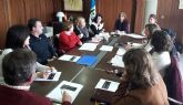 Educación se reúne con AMPAS y directores de centros para abordar el trimestre