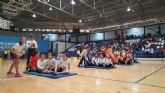 El colegio La Vaguada triunfa en la fase municipal Alevin de Jugando al Atletismo