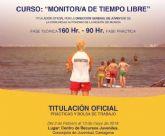 Los jovenes de Cartagena podran formarse como monitores de tiempo libre