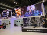 Los Portapasos de La Piedad presentan en Fitur el VII Concurso Nacional de Saetas Cartagena 2020