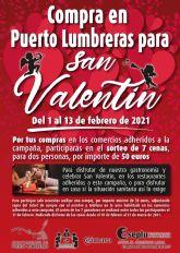 El Ayuntamiento pone en marcha la campaña de San Valentín para fomentar las compras en el comercio local