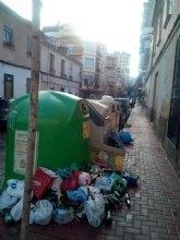 Podemos Cieza insta al Ayuntamiento a elaborar e implementar un Plan Integral de Limpieza Viaria que acabe definitivamente con la suciedad   callejera del municipio