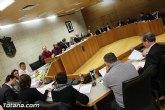 El Pleno aprueba por unanimidad nueve de las diez iniciativas que se debatieron en la sesión ordinaria de febrero