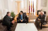 El alcalde se muestra comprometido con los pensionistas de La Palma