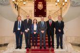 El alcalde invita a los cronistas a ser ojos y la voz de la historia en Cartagena