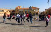 Cerca de 150 participantes en la gymkana urbana del proyecto 'Do-U-Sport' en Las Torres de Cotillas