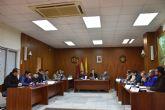 El pleno municipal de Archena aprueba los presupuestos municipales de 2018 que arrojan un superávit de más de 165.300 euros