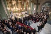 El Resurrexit congrego en Santa Maria de Gracia a cientos de cofrades